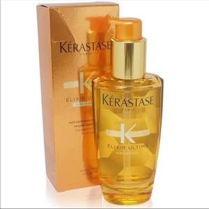 New Kerastase L'Huile 3.4oz Beautifying Oil Serum